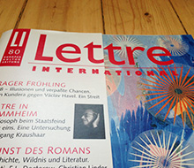 Lettre International